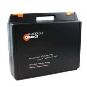 Der Blackroll-Orange-Maxibag von Hofbauer