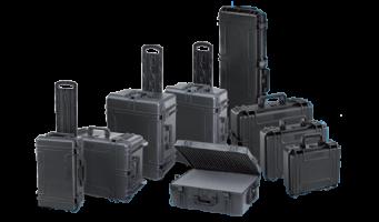 Adventure Cases Kunststoffkoffer
