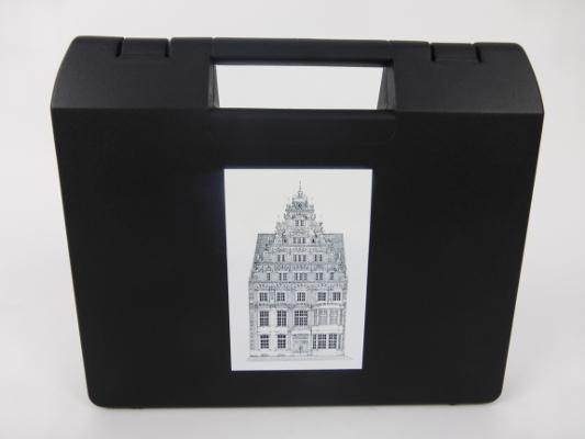 Minibag - Spezialkoffer für Dentalversand