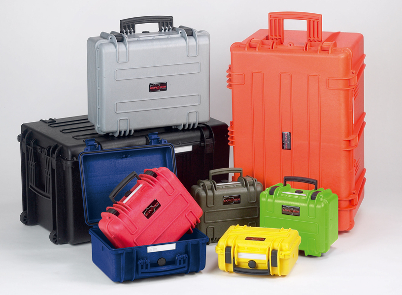 Explorer Kunststoffkoffer