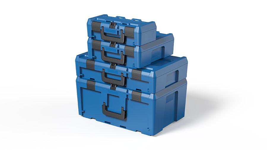 ABS Kunststoffkoffer Rocase